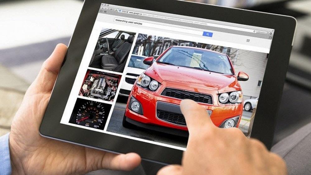 Покупка авто через интернет