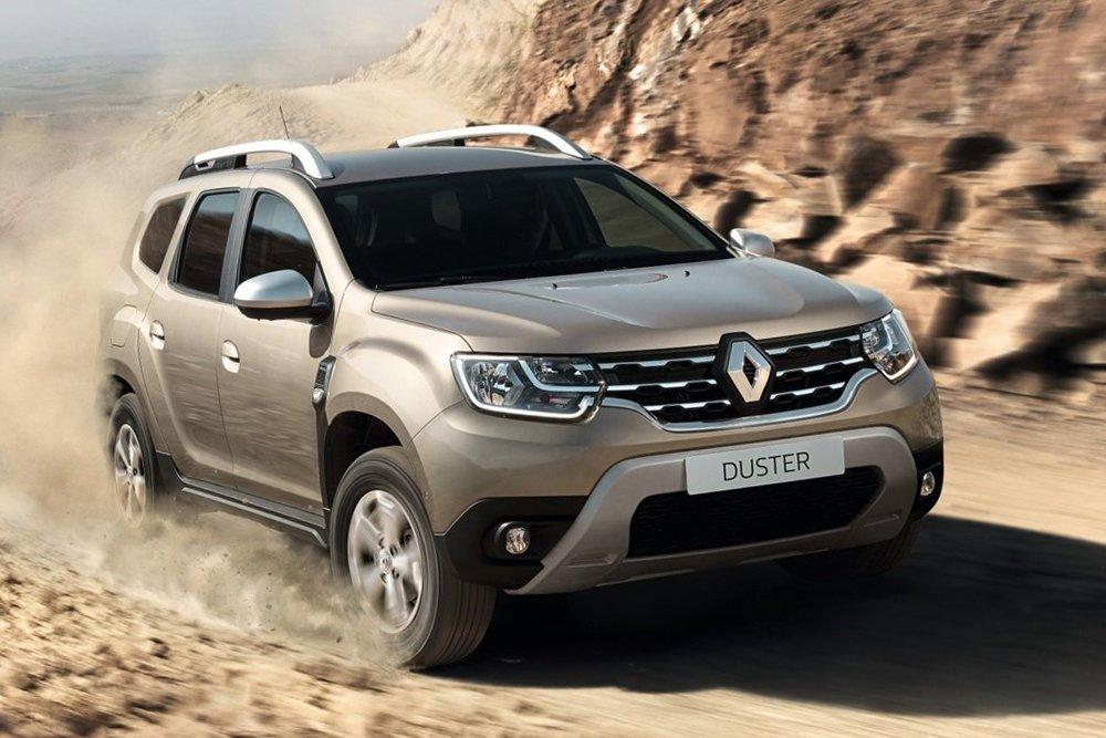 Renault Dust