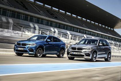 Внедорожники BMW