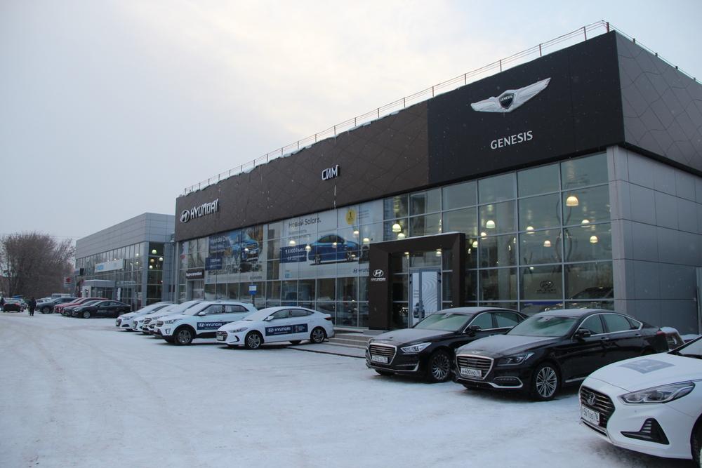 СИМ Hyundai