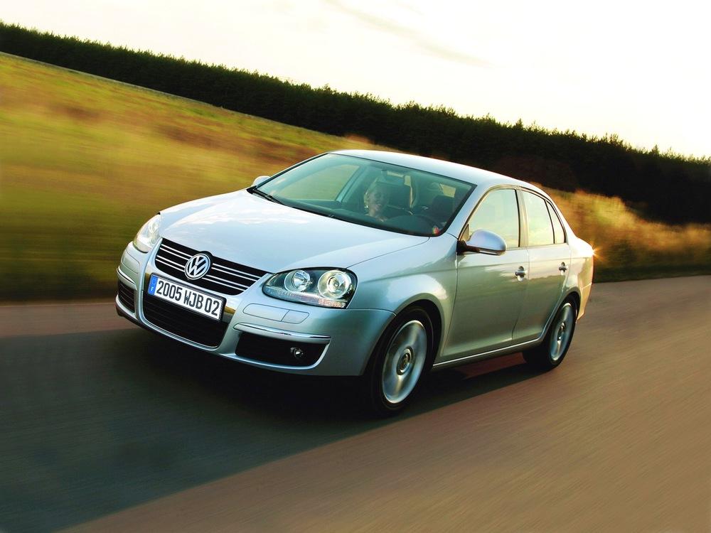 Volkswagen Jetta 5 поколения