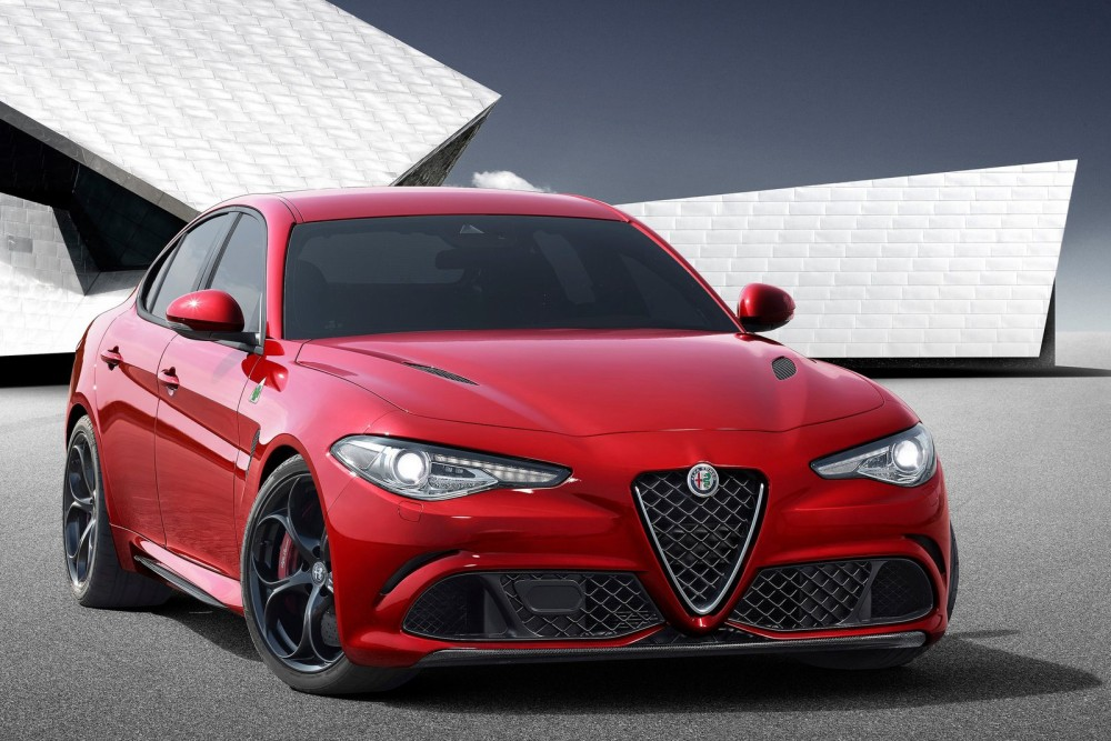 Автомобиль Alfa Romeo Giulia