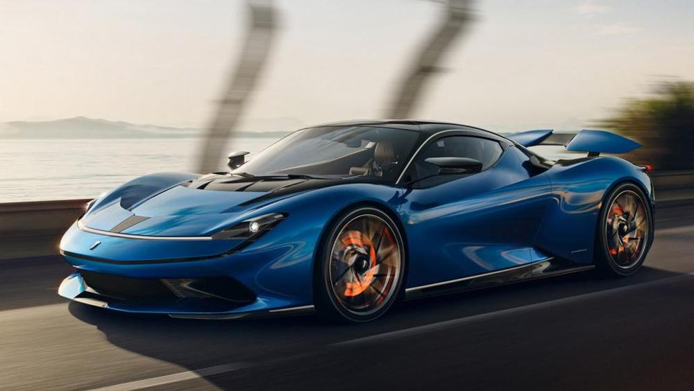 Automobili Pininfarina Battista 2020