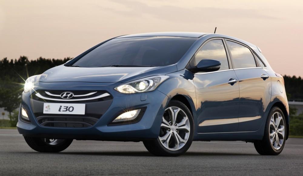 Корейский Hyundai i30