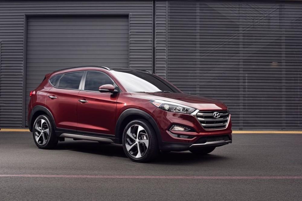 Машина Hyundai Tucson