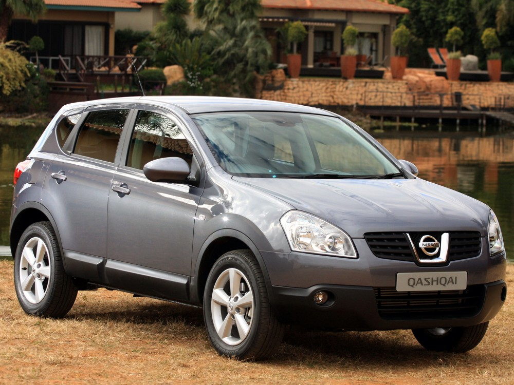 Авто Nissan Qashqai