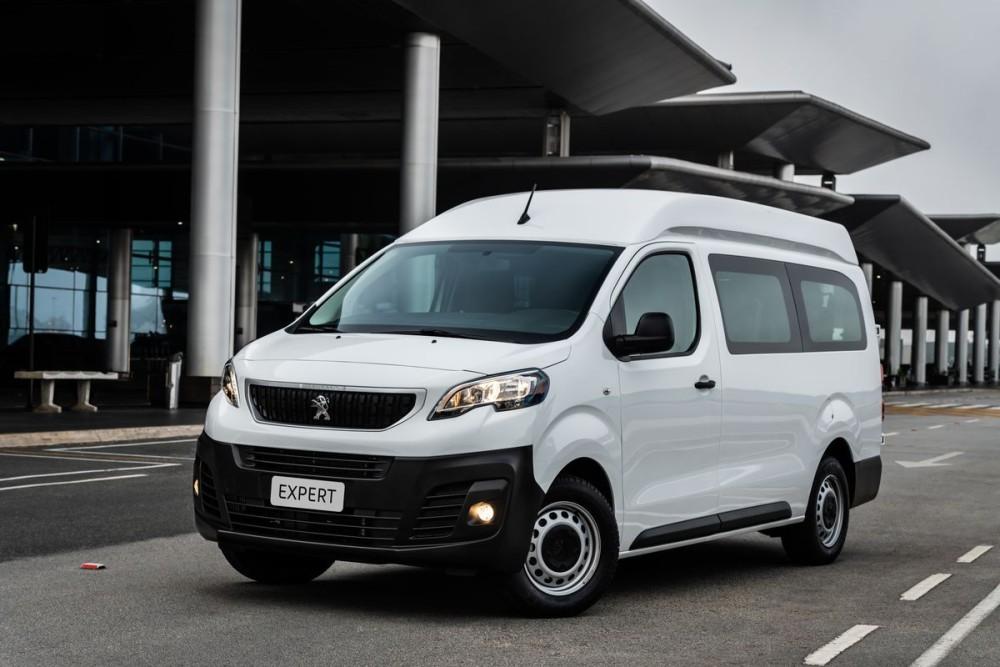 Фургон Peugeot Expert