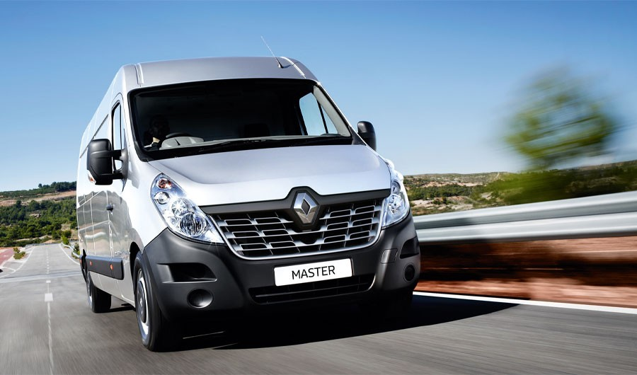 Фургон Renault Master
