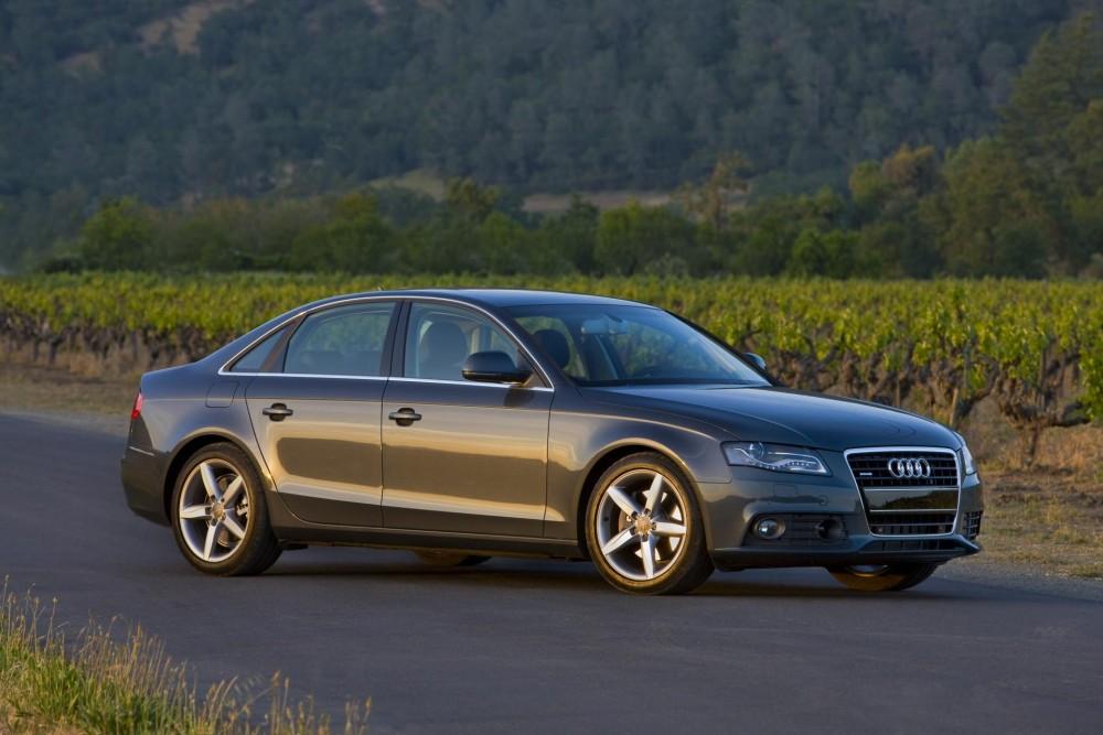 Машина Audi A4