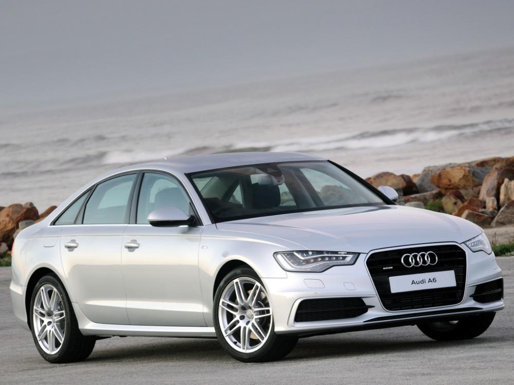 Машина Audi A6