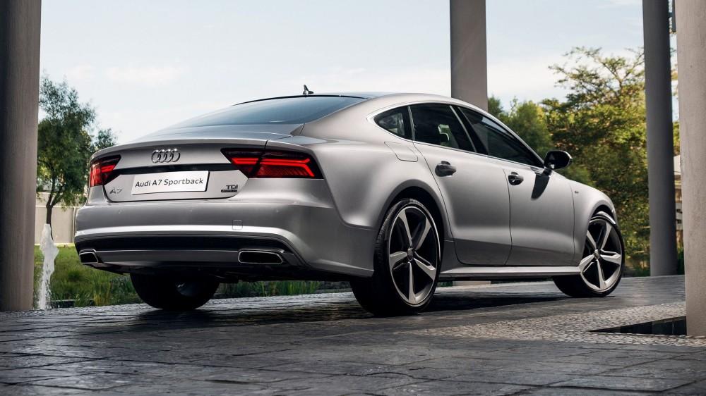 Машина Audi A7