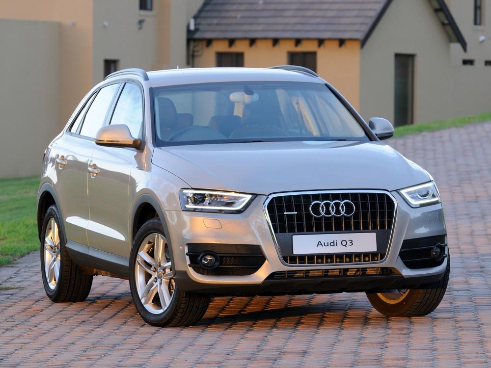 Машина Audi Q3