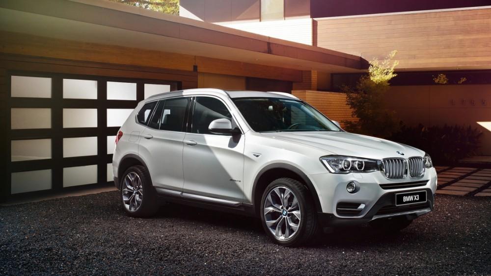 Авто BMW X3