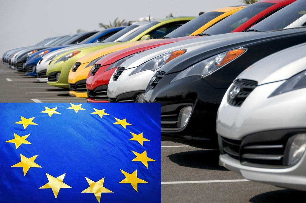 Автомобили из европейских стран
