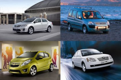 Автомобили до 800 000 рублей