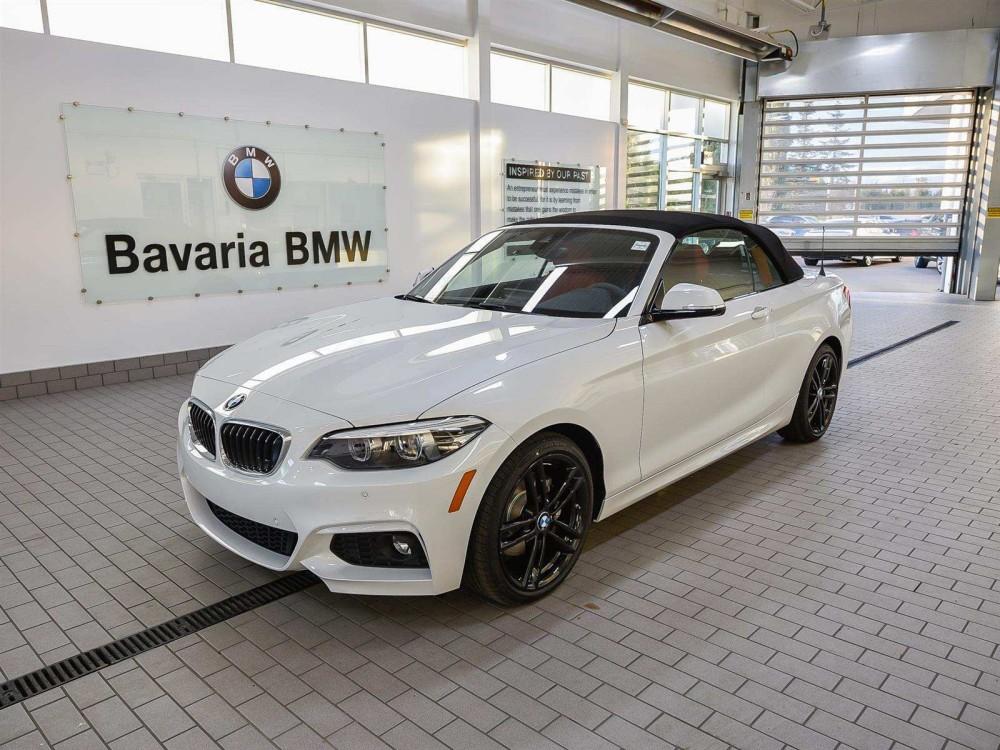 Купе BMW 230i