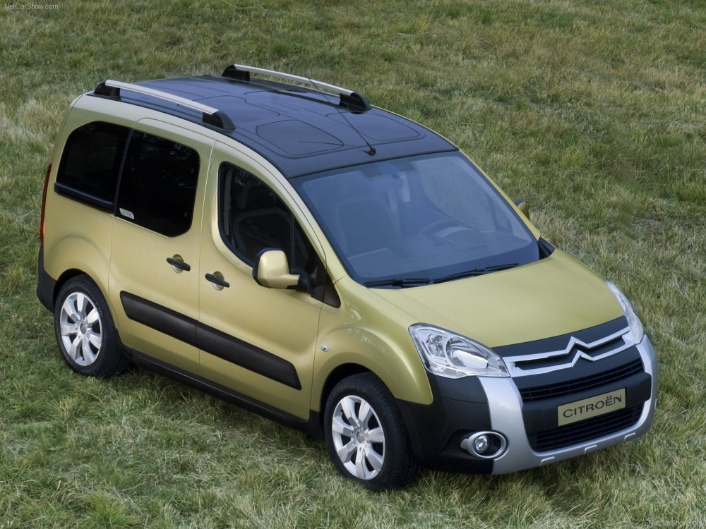 Автомобиль Citroen Berlingo Multispace
