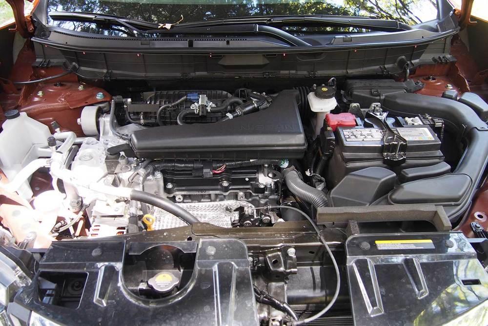 Двигатель Nissan Rogue