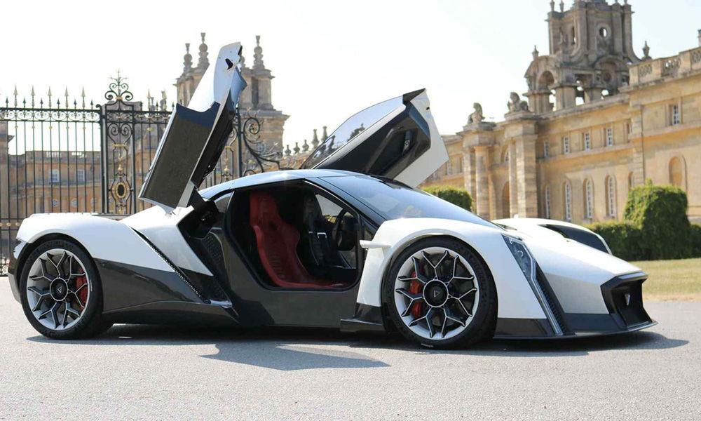 Dyson Sports Car