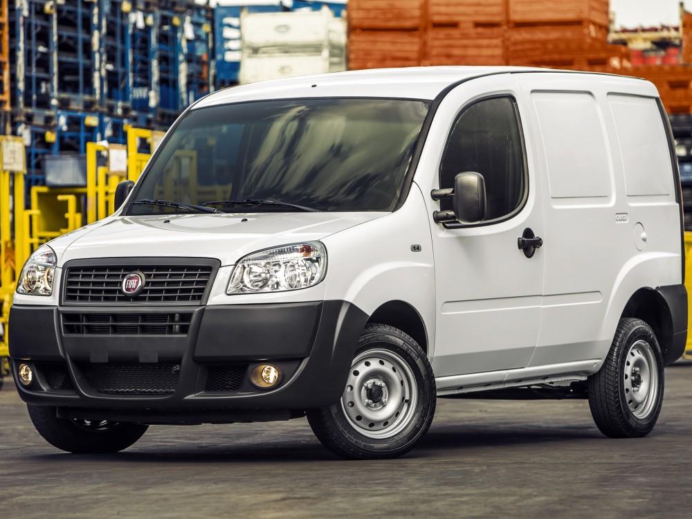Машина Fiat Doblo Cargo