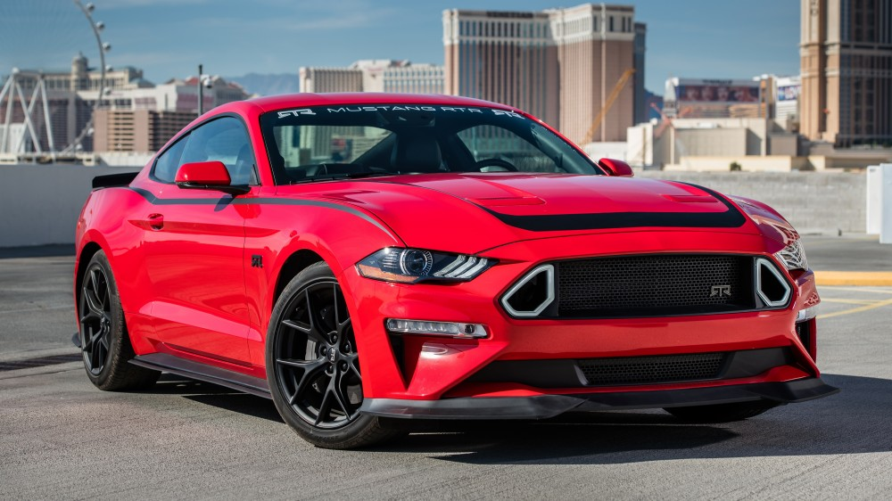 Ford Mustang 2019 из США
