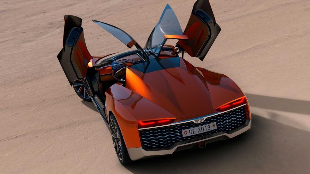 Автомобиль GFG Style Kangaroo