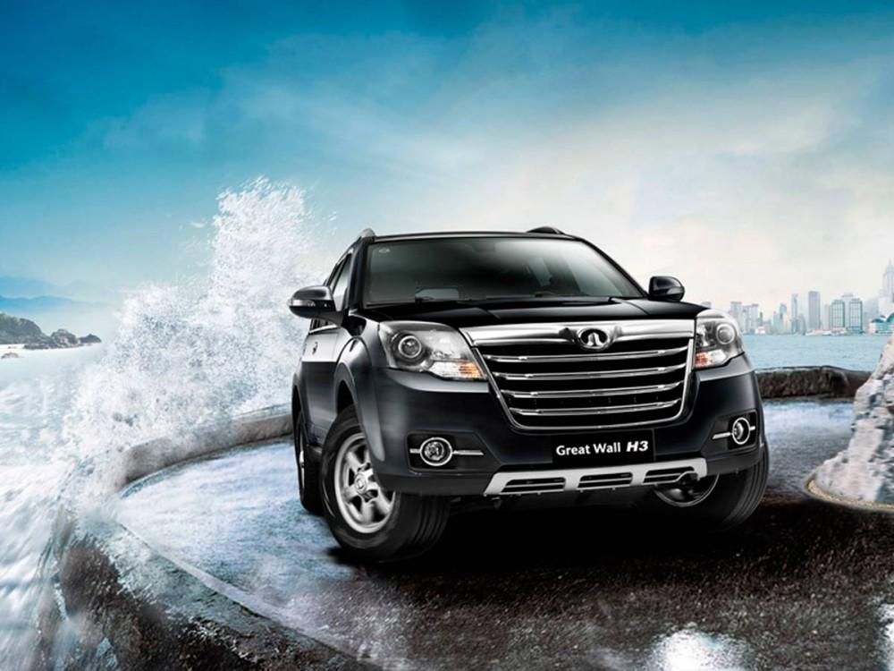 Автомобиль Great Wall New H3