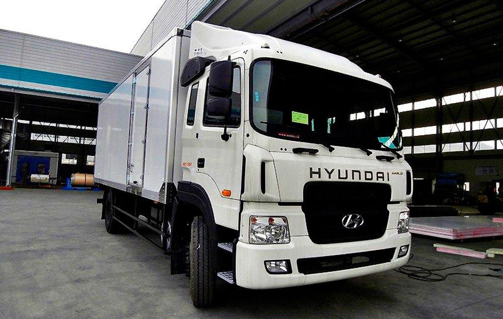 Hyundai HD 170