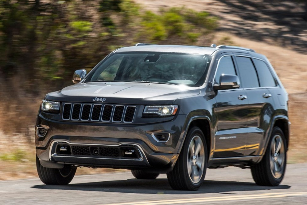 Авто Jeep Grand Cherokee