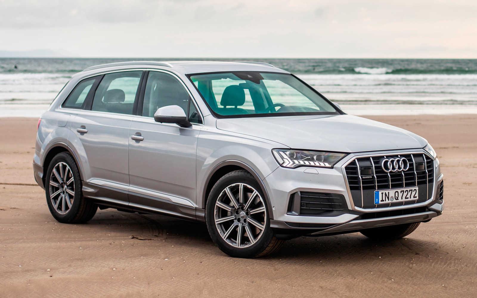 Кроссовер: Audi q7