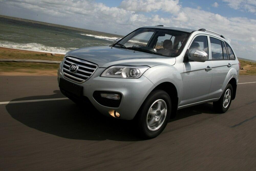 Lifan X60 серый
