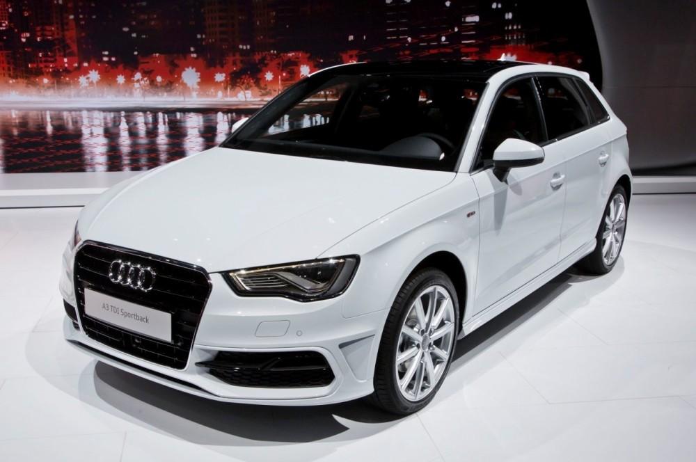 Машина Audi A3