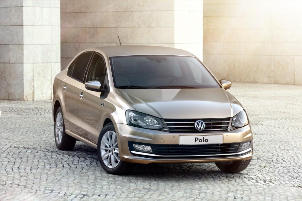 Машина Volkswagen Polo