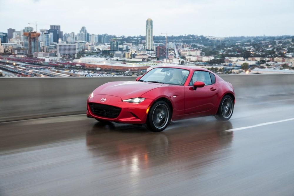 Купе Mazda Miata RF