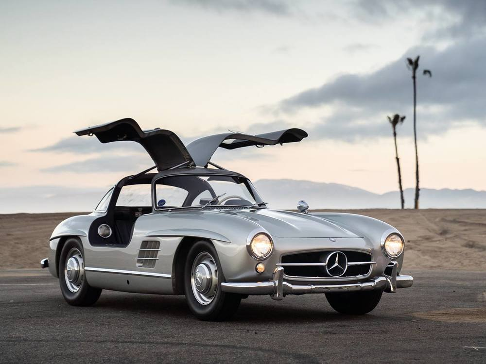 Mercedes 300SL Gullwing
