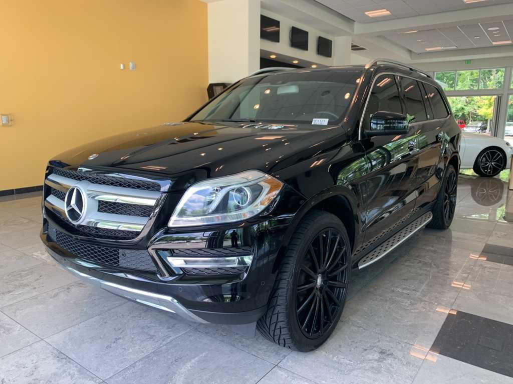 Mercedes-BenzGL Class 2016