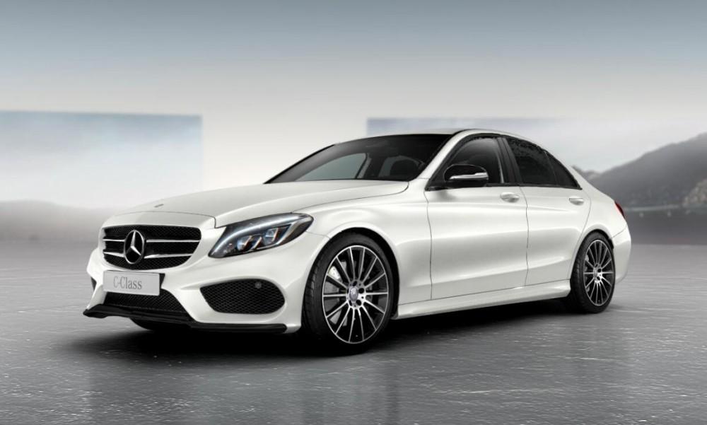 Автомобиль Mercedes C Class