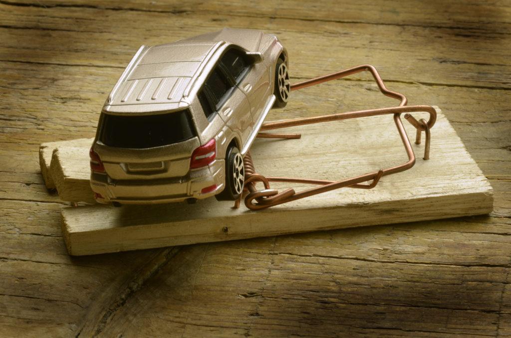 Мошенничество при покупки авто