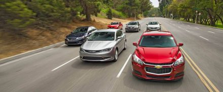 Надёжные автомобили