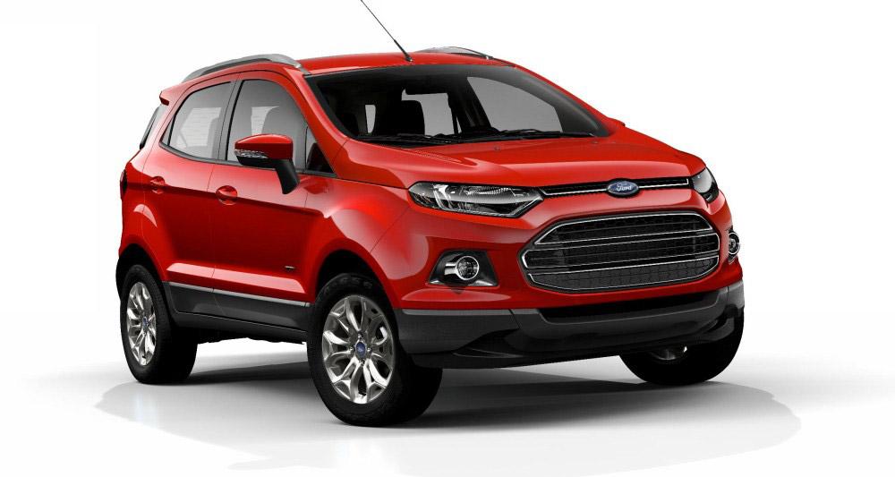Автомобиль Ford EcoSport