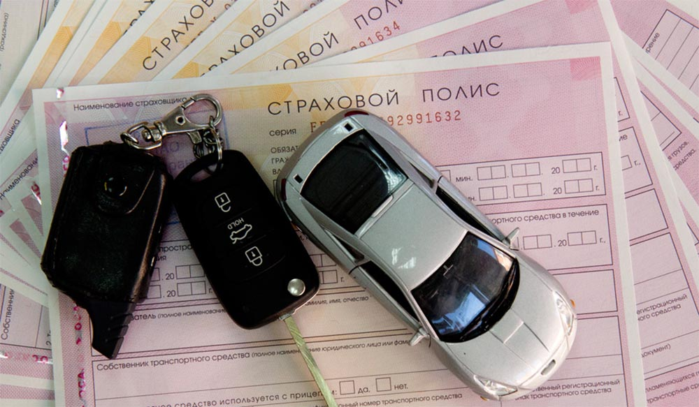 Штрафы за езду без страховки
