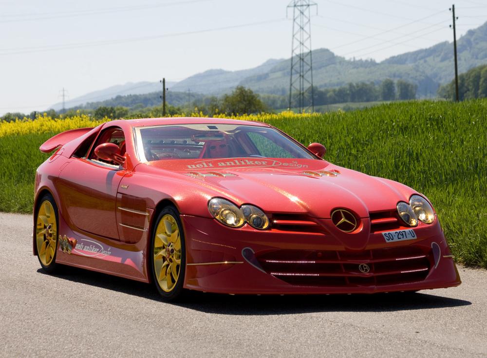SLR MacLaren RedGold Dream