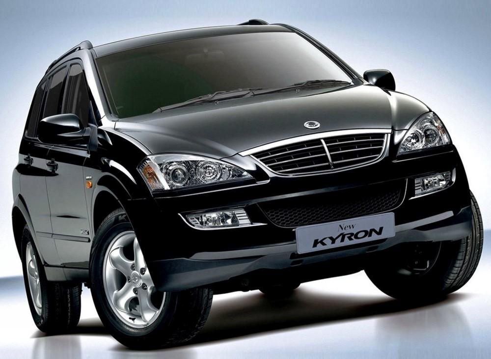 Автомобиль SsangYong Kyron