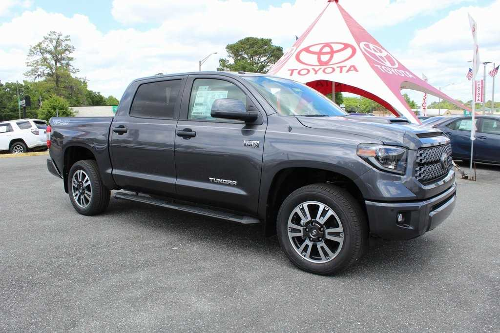 Toyota Tundra Crew Max 2019