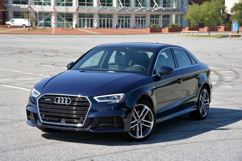 Немецкий бренд Audi A3