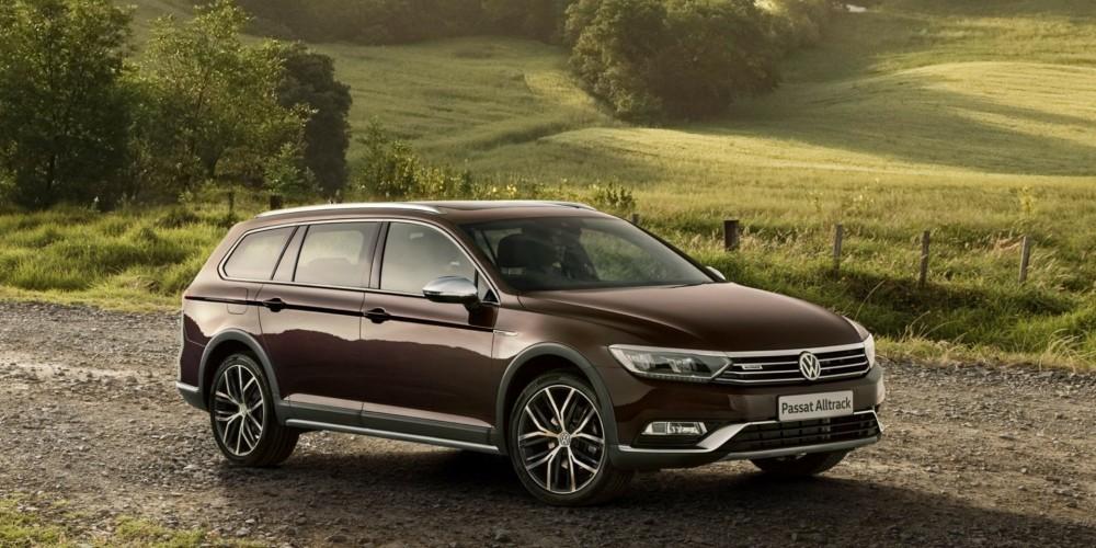 Машина Volkswagen Passat Alltrack
