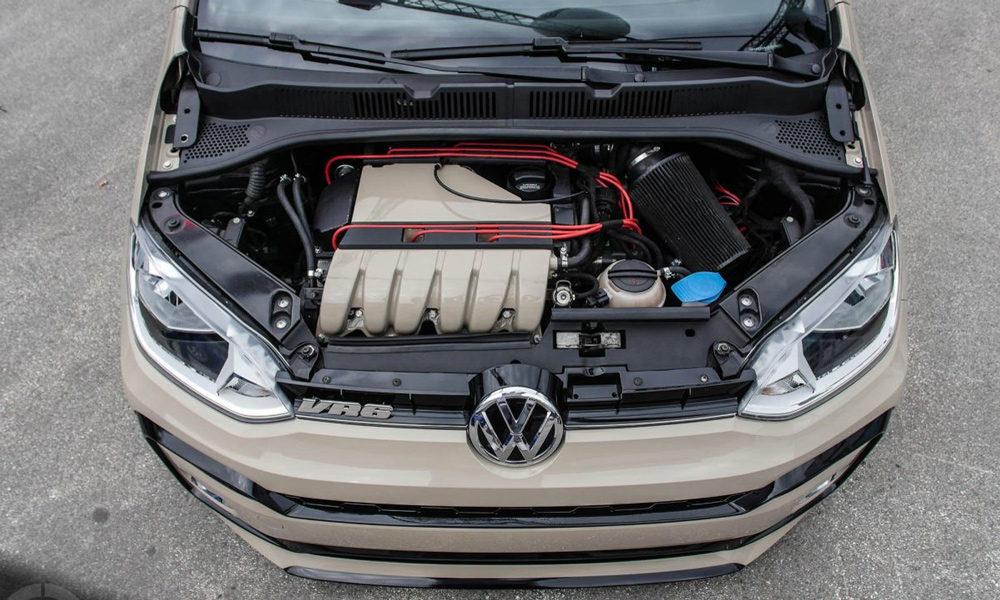 Под капотом Volkswagen Up