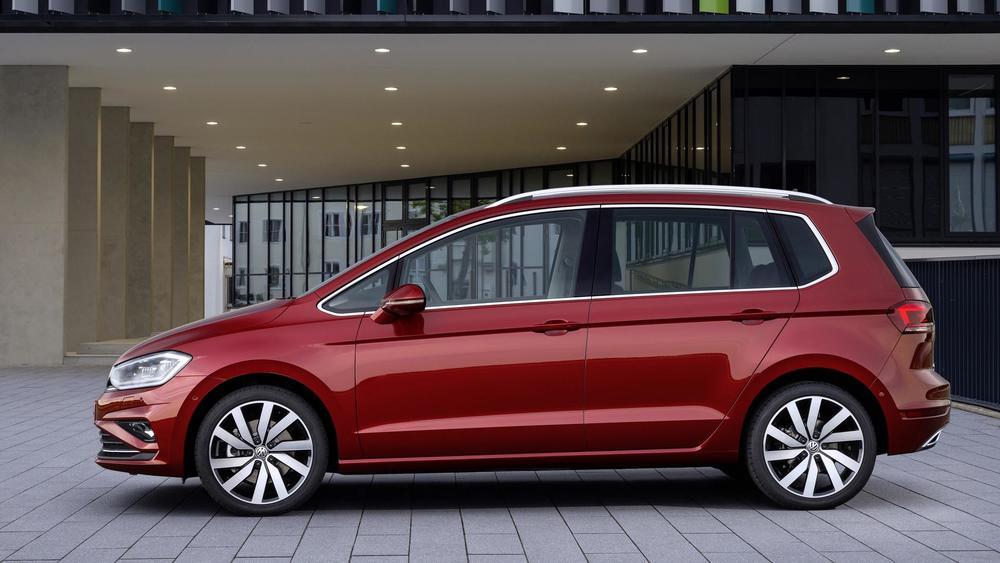 VW Golf Sportsven