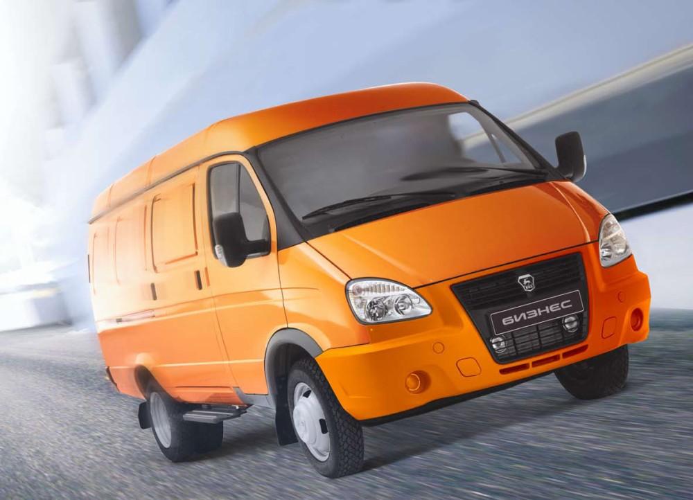 Автомобиль ГАЗ-2705