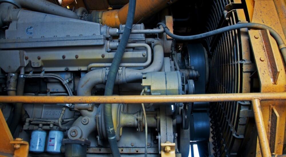 Мотор БелАЗ-75710